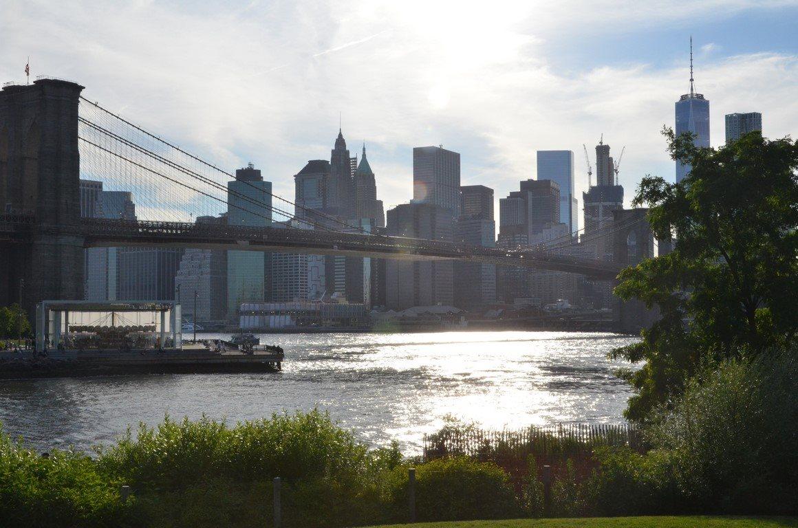 יומני ניו יורק 9: יו, ברוקלין!