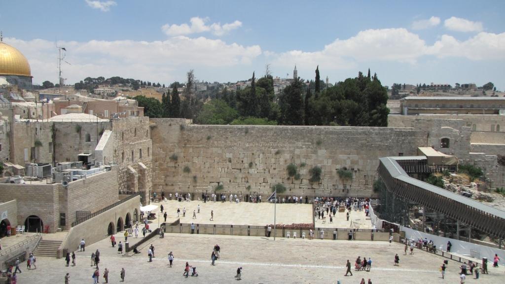 טיול בני מצווה לירושלים