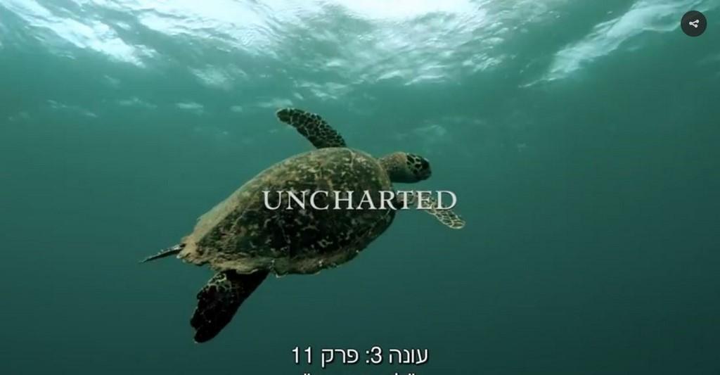 נכרייה עונה 3 פרק 11: uncharted