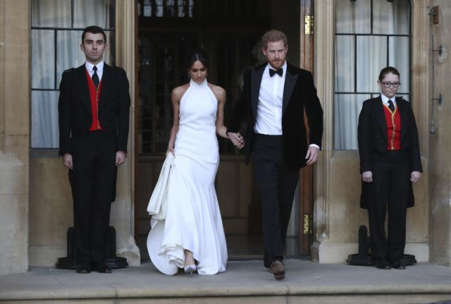 הארי פלונטר: ריקאפ ל Royal Wedding