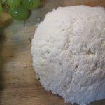 גבינה צ'רקסית ביתית