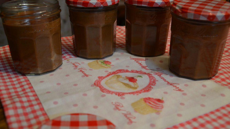 מוס מרשמלו שוקולד מהיר