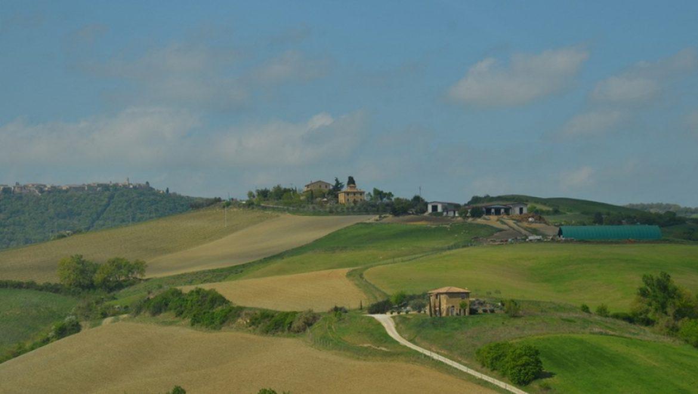 טוסקנה 6: מונטפלצ'יו ודרומה לרומא