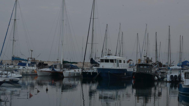שיעור צילום: זריחה בנמל יפו