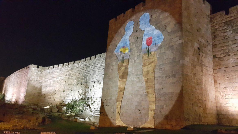 24 שעות מפנקות בירושלים