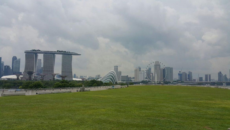לונלי שלמה מטייל בסינגפור